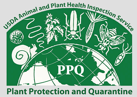 USDA APHIS Plant Protection and Quarantine